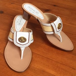 COACH Nickie sandal